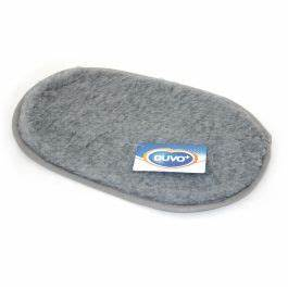 tapis nappa ovale gris fonce tomco With tapis ovale gris