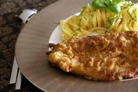 cuisiner des escalopes de veau escalope de veau panée recette escalope de veau panée à