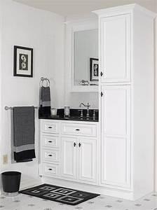 bathroom vanity premium kitchen cabinets With bathroom caninets