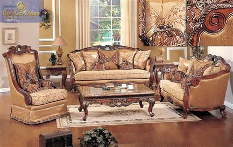 Living Room Furniture For Sale In Usa by Best Furniture Denmark Gold Wood Trim Olive Copper Fabric
