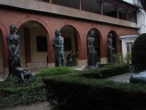 Musée Soulages Horaires : mus e bourdelle wikip dia ~ Melissatoandfro.com Idées de Décoration
