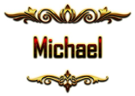 michael happy birthday  png