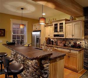 Easy Ways to Achieve the Rustic Kitchen Look - Decor