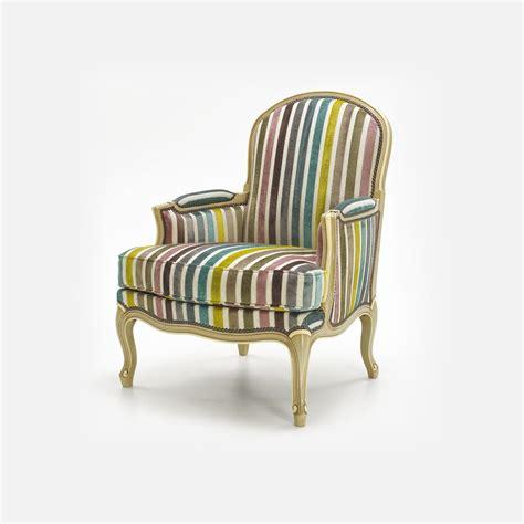 siege bergere fauteuil bergère louis xv régence siège de style tapissier