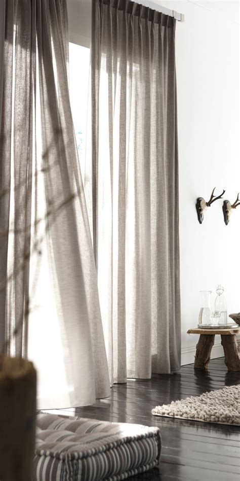 Hanging Sheer Curtains With Drapes - best 25 sheer curtains ideas on window