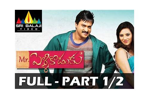 mr pellikoduku full movie mp4 download