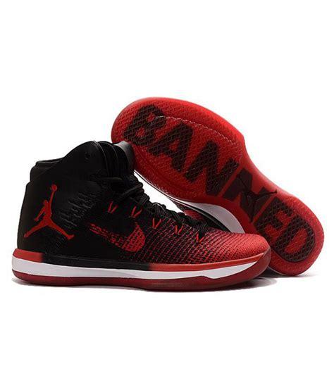 Nike Air Jordan Xxxi 31 Banned Multi Color Basketball