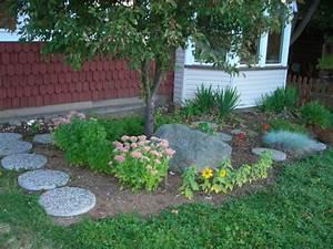 Gartengestaltung Mit Steinen : gartengestaltung mit steinen einen wervollen garten schaffen ~ Watch28wear.com Haus und Dekorationen