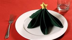 Servietten Falten Weihnachtsbaum : servietten falten tannenbaum anleitung zu weihnachten ~ A.2002-acura-tl-radio.info Haus und Dekorationen