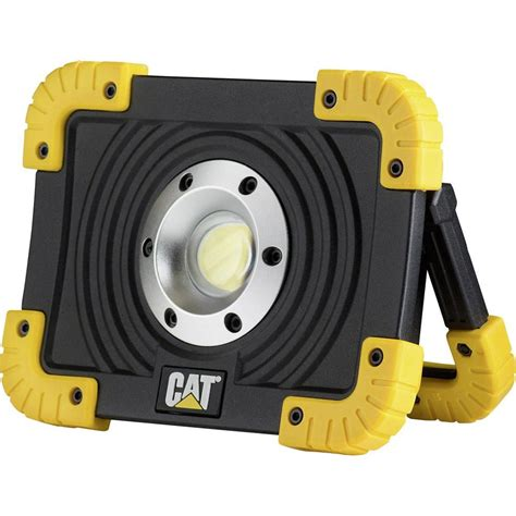 cat rechargeable work light led work light adjustable cat rechargeable from conrad com