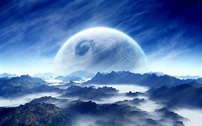 Sci Fi Wallpapers Planet Backgrounds Science Fantasy