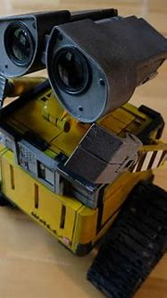 WALL-E Robot Replica by chillibasket - Thingiverse