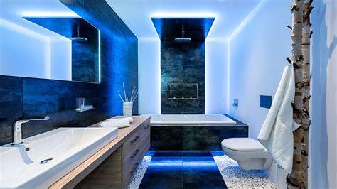 led strips ideen schlafzimmer schnes kleines bad beige fliesen lichtideen badezimmer led