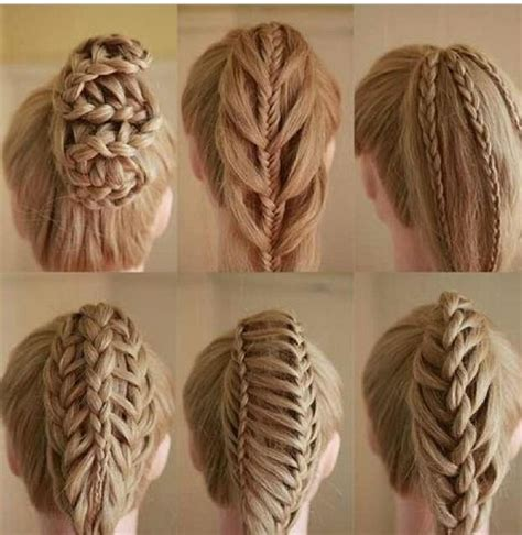 different styles to braid hair different kinds of braiding hair