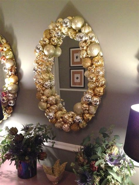 diy wire frame christmas decorations 1000 ideas about oval mirror on mirrors wall mirrors and beveled mirror