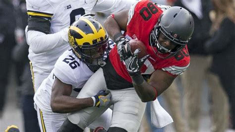 michigan  ohio state score buckeyes comeback win