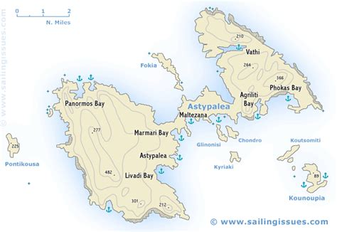 astypalaia sailing holidays  yacht charters guide