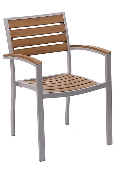 florida seating commercial aluminum teak outdoor