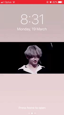 Iphone Home Screen Wallpaper Bts by Bts Live Wallpaper Iphone Army S Amino