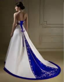 blue wedding gown beautiful photos of royal blue wedding dresses sang maestro