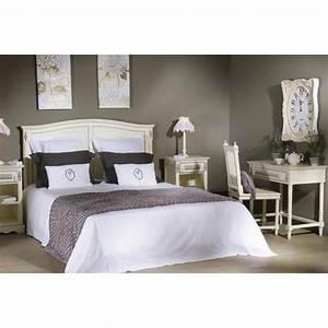 Meuble de rangement ornement 80 cm en bois patine blanc for Meuble salle À manger avec chaise blanche pied en bois