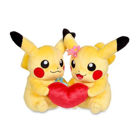boneka pikachu s pair pikachu poké plush pikachu plush