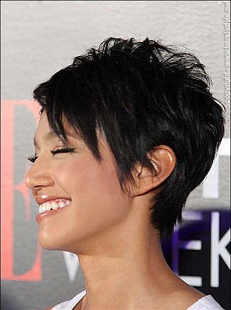 5 Short Sassy Haircuts African American ? Cruckers