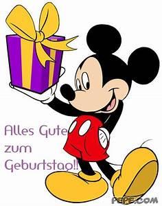 Mickey Mouse Geburtstag : bildergebnis f r alles gute zum geburtstag clip art pinterest mickey mouse pictures ~ Orissabook.com Haus und Dekorationen