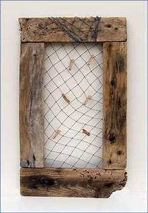 Cadre En Bois Flotté : bois flott bricolage recup recyclage deco marine le blog de recup o bois flott mai 2013 ~ Teatrodelosmanantiales.com Idées de Décoration