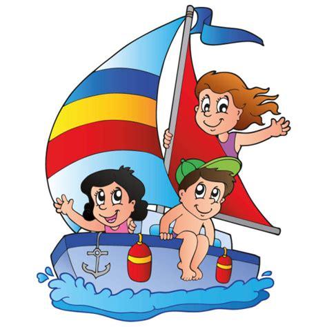 Wandtattoo Kinderzimmer Segelboot by Kinder Wandtattoo Segelboot Wandtattoo Kinderwelt