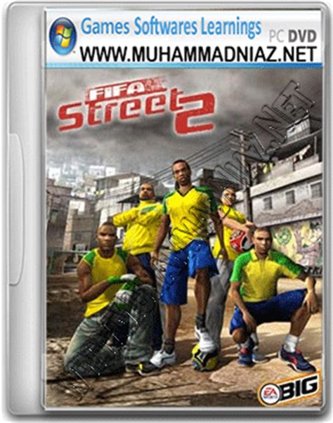 fifa street    pc game full version