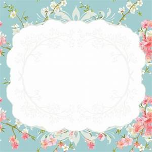 Shabby chic wedding invitations and stationary - The