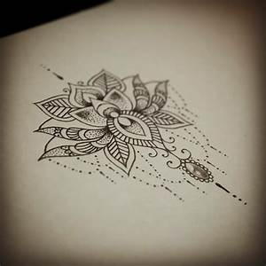 Fleur Lotus Tatouage : tatouage mandala signification et mod les pour vous inspirer ~ Mglfilm.com Idées de Décoration