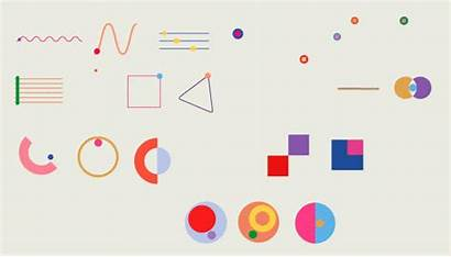 Shapes Motion Colorful Ae Template