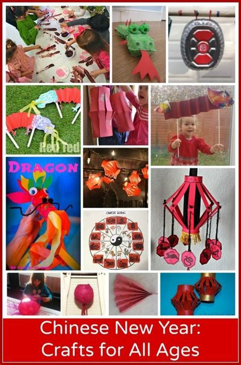 chinese new year lesson plans for preschool 15 new year crafts preschool through elementary 164