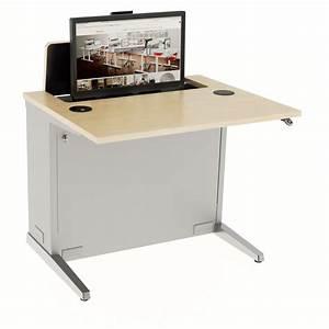 Single User Electric Computer Desk