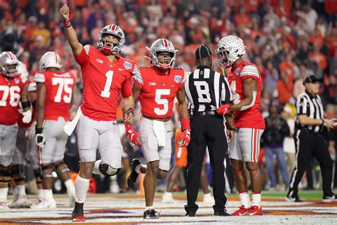 Could we see a Ohio State vs Florida CFP semi-final matchup?