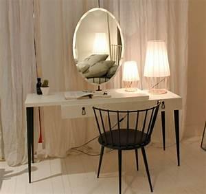 Coiffeuse Pour Chambre : coiffeuse chambre a coucher ~ Teatrodelosmanantiales.com Idées de Décoration
