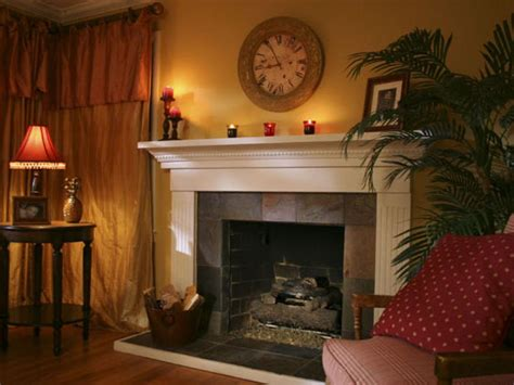 how to improve your fireplace hgtv