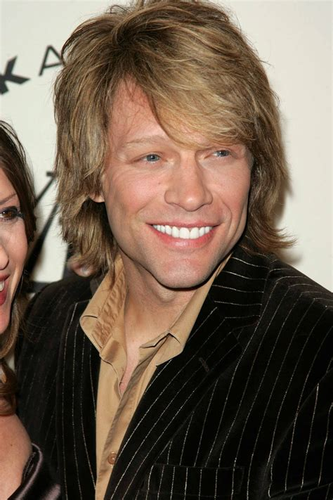 Jon Bon Jovi Hairstyles Men Hair Styles Collection