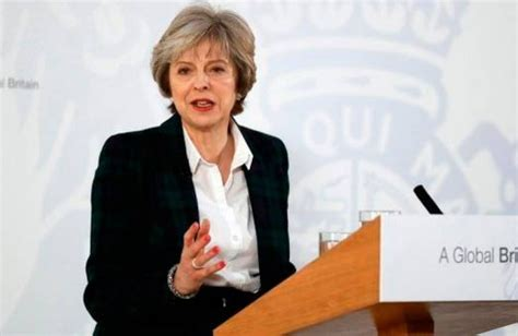 Prime Minister: My objectives for exiting the EU   Fareham