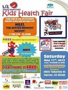 Li U0026 39 L Teeth Kids Health Fair 2013 Aurora Co