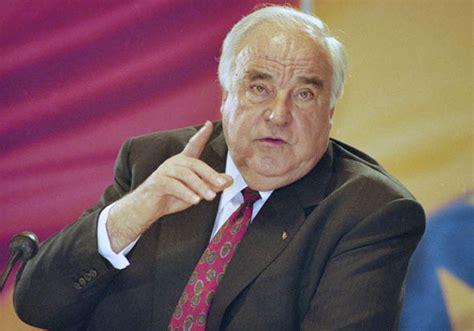 Photo Gallery Is Helmut Kohl Being Held Like Richard Judy Piercings Aren 39 T All That Bad Richard