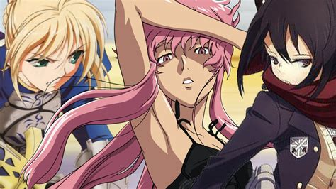 Otaku S Best Android Anime Hd Gaming Top 10 Most Epically Bad Females In Anime