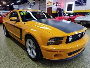 2007 Ford Mustang Saleen Heritage Edition for Sale | ClassicCars.com | CC-1026108