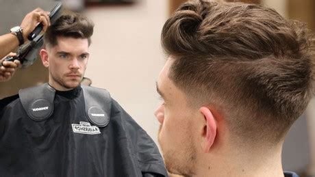 hair cutting style gents