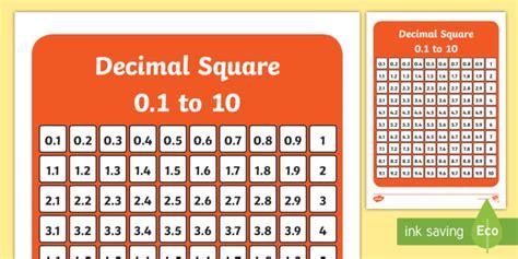 decimal square teacher