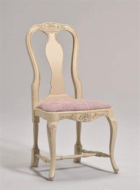 sedie stile classico sedia in stile gustaviano con seduta imbottita idfdesign