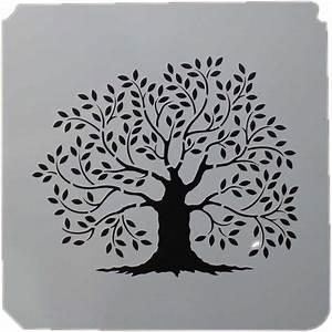 istencils, 8, u2033x, 8, u2033, , u2013, primitive, tree, of, life