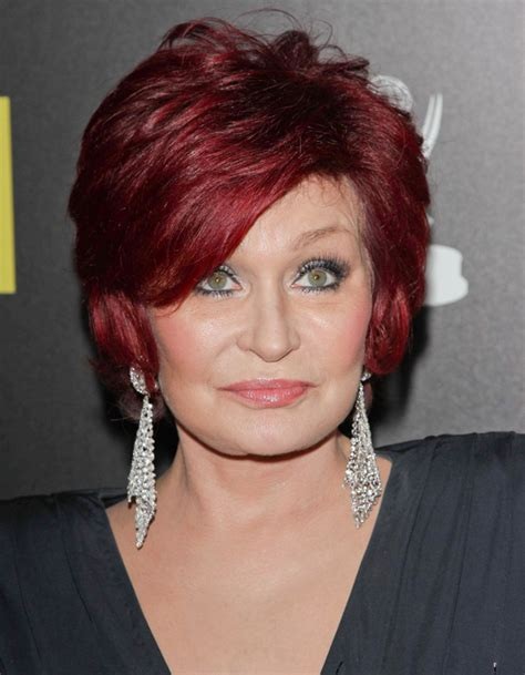 pictures celebrity hair colors burgundy hair